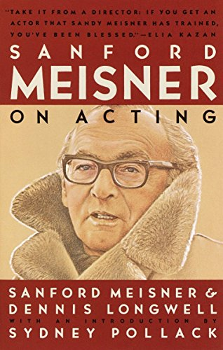 9780394750590: Sanford Meisner on Acting