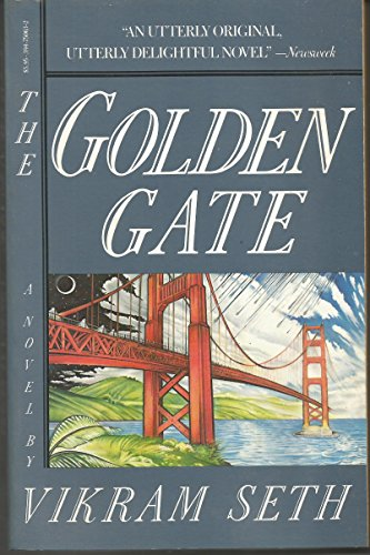 9780394750637: The Golden Gate: A Novel in Verse