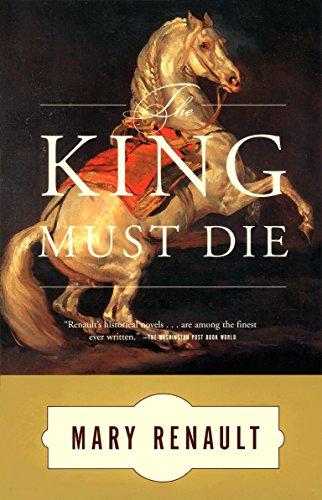 9780394751047: The King Must Die
