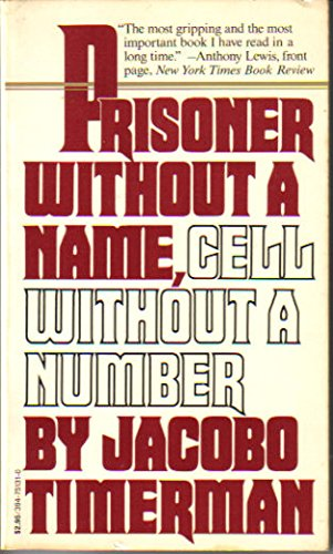 9780394751313: Prisoner Without A Name, Cell Without a Number