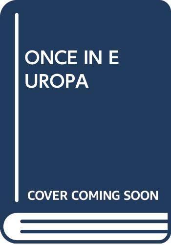 Once in Europa: Berger, John