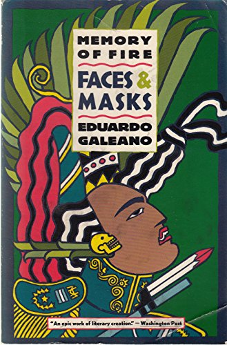 9780394751672: Faces and Masks: 2 (Memory of Fire Trilogy)