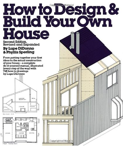 9780394752006: How to Design and Build Your Own House