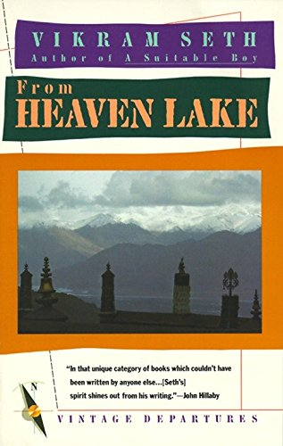 9780394752181: From Heaven Lake: Travels Through Sinkiang and Tibet