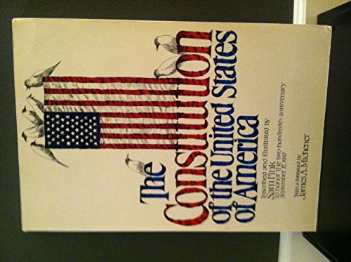 9780394752730: The Constitution of the United States of America