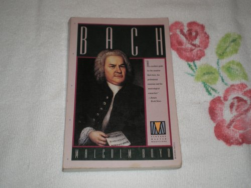 9780394752778: Bach