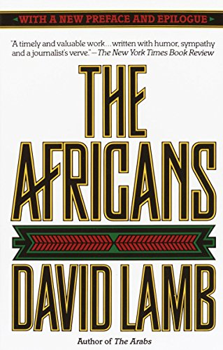9780394753089: The Africans