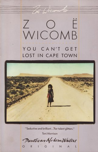 9780394753096: YOU CAN'T GET LOST IN CAPETOWN