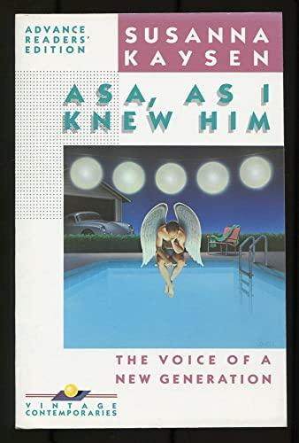 9780394753621: Asa, As I Knew Him