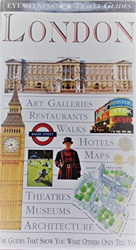 9780394754352: Hachette Guide to London