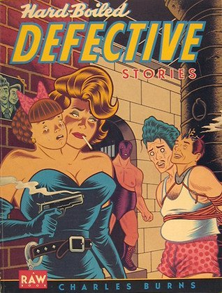 9780394754413: Hard-Boiled Defective Stories
