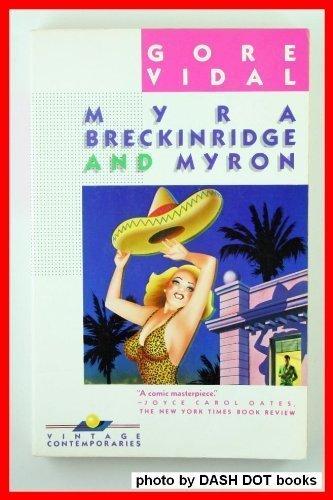 9780394754444: Myra Breckenridge/Myron