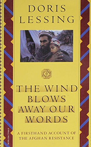 9780394755045: The Wind Blows Away Our Words and Other Documents Relating to the Afghan Resistance