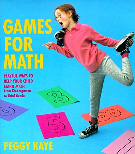 9780394755106: Games for Mathematics: Playful Ways to Help Your Child Learn Mathematics - From Kindergarten to Third Grade