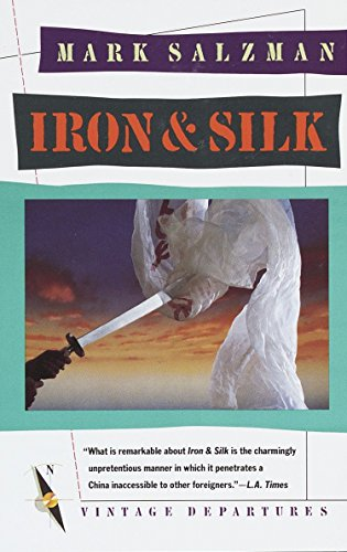 9780394755113: Iron and Silk