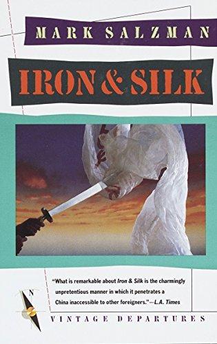 9780394755113: Iron and Silk