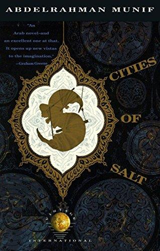 9780394755267: Cities of Salt
