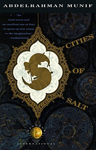 9780394755267: Cities of Salt