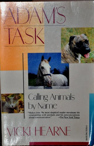 Adam's Task : Calling Animals by Name