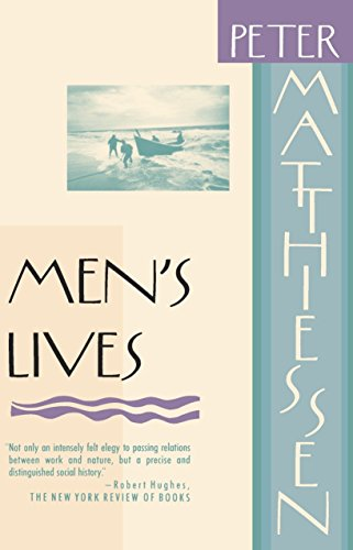 Men's Lives (9780394755601) by Matthiessen, Peter
