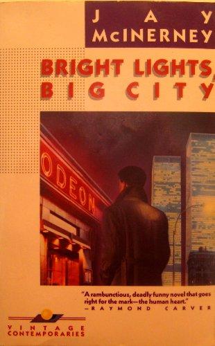 9780394756882: Bright Lights- Big City