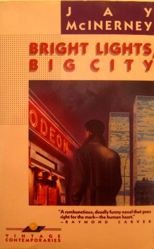 9780394756882: Bright Lights- Big City
