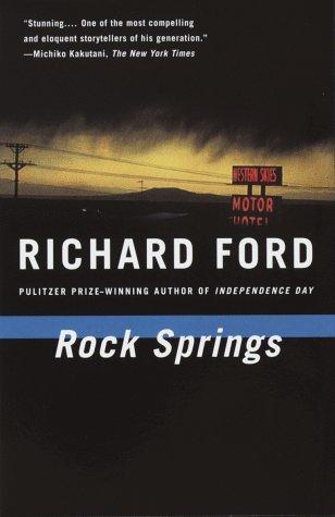 9780394757001: Rock Springs