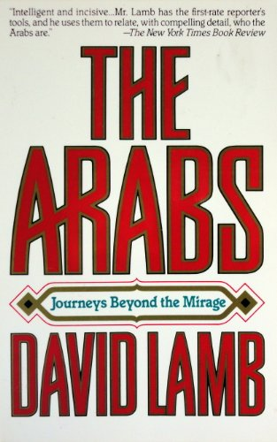 9780394757582: Arabs: Journeys Beyond the Mirage
