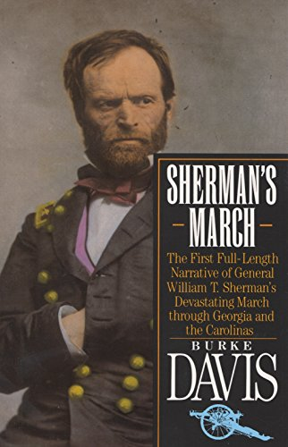 9780394757636: Sherman's March: The First Full-Length Narrative of General William T. Sherman's Devastating March Through Georgia and the Carolinas (Vintage Civil War Library)