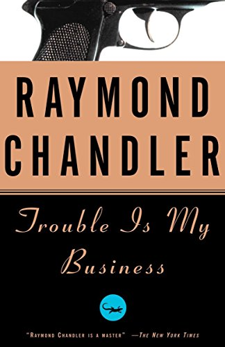 9780394757643: Trouble Is My Business (Vintage Crime/Black Lizard)