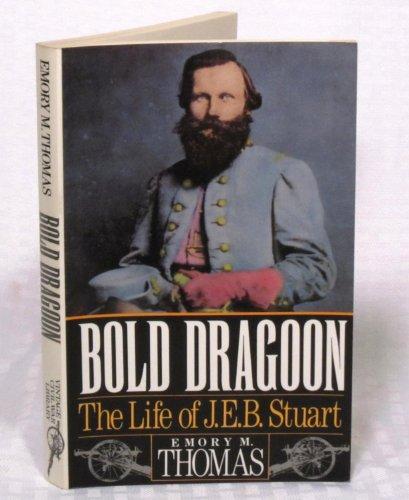9780394757759: Bold Dragoon: The Life of J.E.B. Stuart (Vintage Civil War Library)