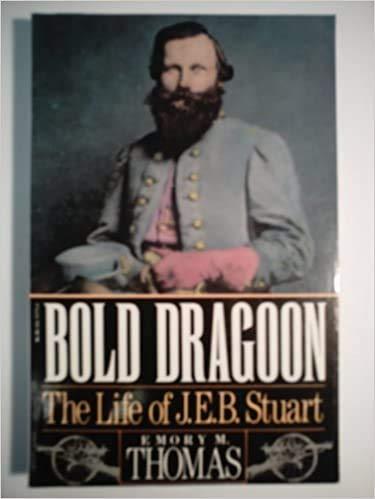 9780394757759: Bold Dragoon: J.E.B. Stuart (Vintage Civil War Library)