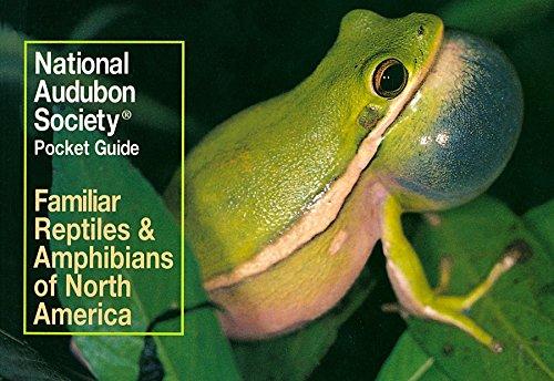 9780394757933: National Audubon Society Pocket Guide to Familiar Reptiles and Amphibians (National Audubon Society Pocket Guides)