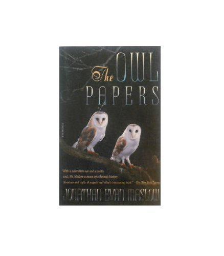 9780394758138: The Owl Papers