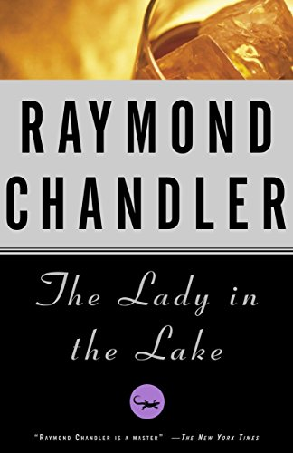 9780394758251: The Lady in the Lake (Vintage Crime/Black Lizard)