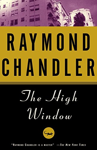 9780394758268: The High Window