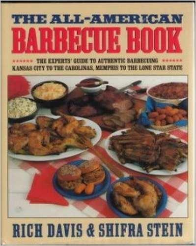 9780394758428: The All-American Barbecue Book