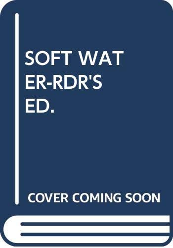 9780394758862: Soft Water-Rdr's Ed