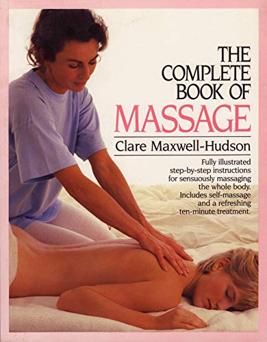 9780394759753: The Complete Book of Massage
