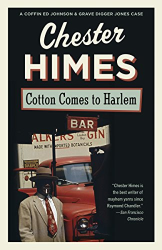 Cotton Comes to Harlem (Paperback)