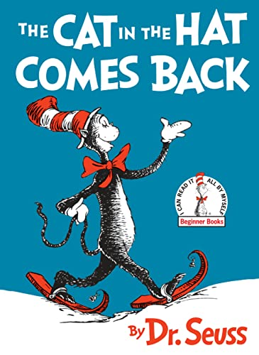 9780394800028: The Cat in the Hat Comes Back! (I Can Read It All by Myself Beginner Books (Hardcover))