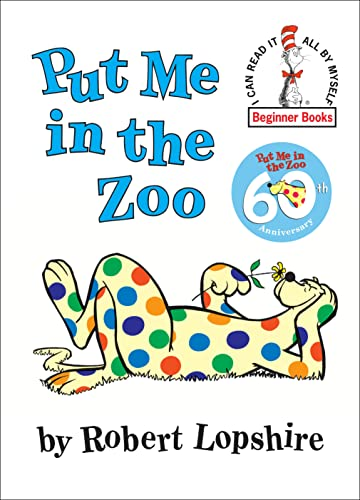 Put Me in the Zoo (I can: Lopshire, Robert