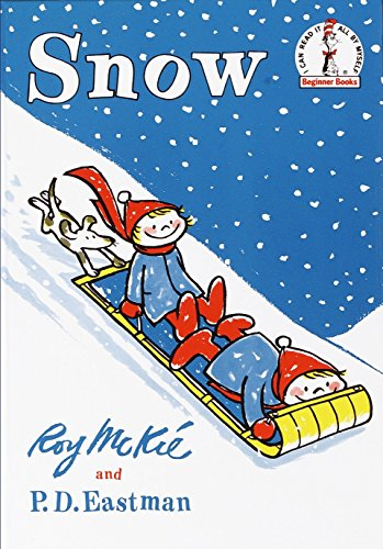 9780394800271: Snow (I Can Read It All by Myself Beginner Books)