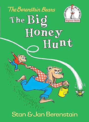 9780394800288: The Big Honey Hunt, 50th Anniversary Edition (The Berenstain Bears)