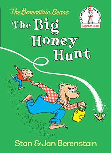 9780394800288: The Big Honey Hunt, 50th Anniversary Edition (The Berenstain Bears)