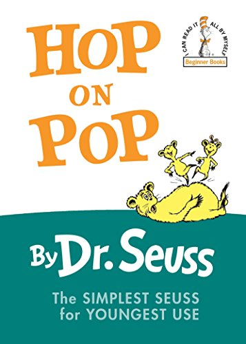 Hop on Pop (I Can Read It All By Myself): Dr. Seuss
