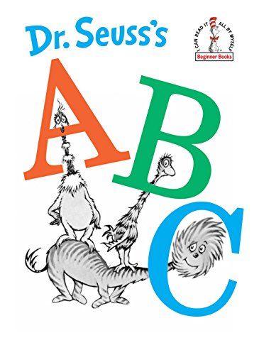 9780394800301: Dr. Seuss's ABC (Beginner Books, I Can Read It All By Myself)