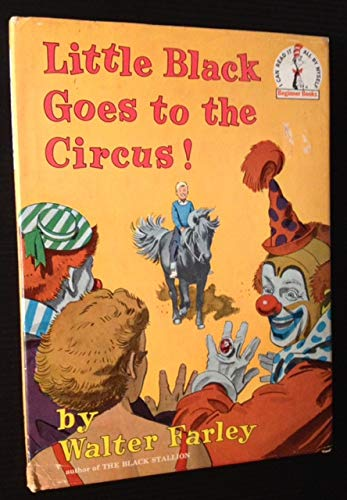 9780394800332: Little Black Goes to the Circus!