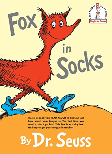 9780394800387: The fox in the socks