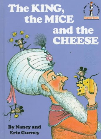 9780394800394: The King, the Mice and the Cheese (I Can Read It All By Myself, Beginner Books)